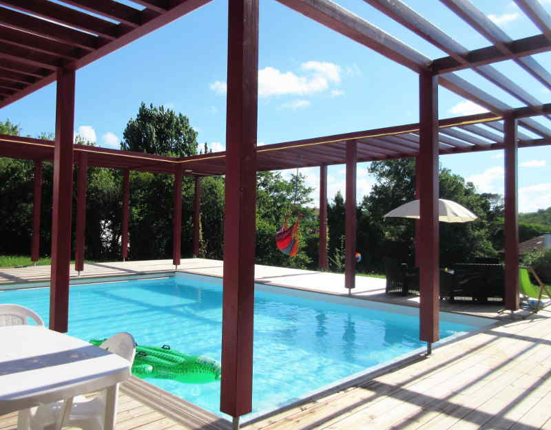 piscine location vacances